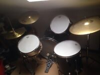 Drum Kit Hardly Ever Used Open To Offers