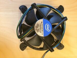 NEW Retail Intel CPU Cooler fan for LGA 1150/1151/1155/1156