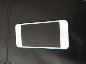 iPod 5 bleu pas cher
