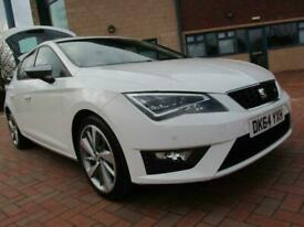 image for 2014 SEAT Leon 1.4 TSI FR (Tech Pack) (s/s) 5dr Hatchback Petrol Manual