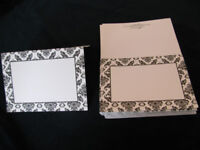 Wedding Decor: Placecards (120 total)