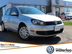 2012 Volkswagen Golf 5-Dr Trendline - Price Drop!