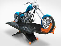 Motorcycle, ATV Lift *Complete Unit, Brand New*