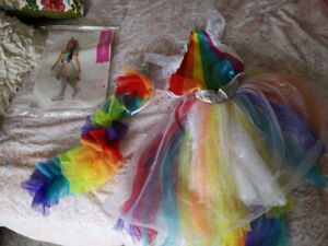 Girl's Unicorn Costume Size 7/8