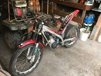 GAS GAS 250cc txt pro 2006