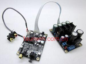 DAC Stereo Decoder CS8416 PCM1798 Full Assembled 24Bit 192KHz Kit-Lampucera