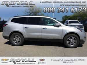 2017 Chevrolet Traverse 2LT  MSRP$52964 * 0% UP TO 84 MONTHS