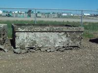 Sewer Holding Tank