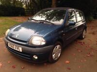 RENAULT CLIO 1.6 RXE 5 DOOR AUTOMATIC * LOW MILEAGE *