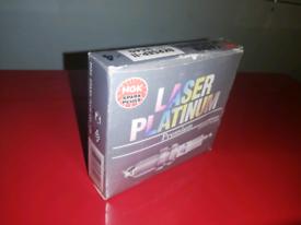 NGK spark plugs - BKR5EP-11 Platinum x 4