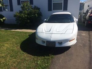 1995 mint Trans am  convertible trade or for sale