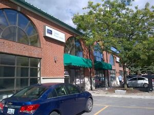 Executive style, large 1bdrm with loft downtown