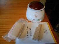 GIGI wax pot for hair removal $50.00