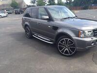 Range Rover HSE sport 2.7
