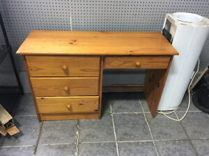 Wood Desk For Sale