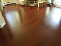 12.3 mm Laminate flooring installed for $2.49/sf
