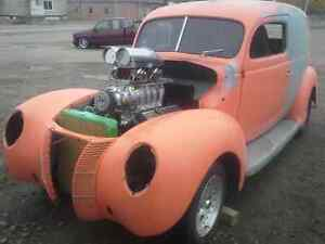 40 Ford Sedan Delivery