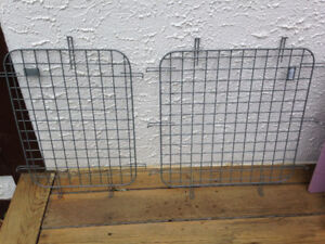 Chevrolet Express window cages (side doors)