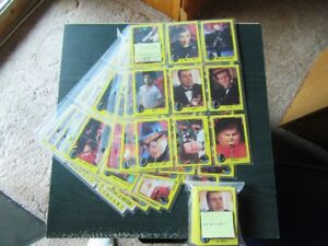 DICK TRACY - CARDS - VINTAGE
