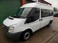 Ford Transit 9St Shuttle Minibus