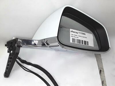WING MIRROR TESLA MODEL X P100D HATCHBACK WHITE DRIVERS SIDE WARRANTY - 11172895