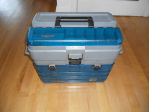Coffre a peche professional, Pro's fishing tackle box