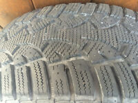 205/50/17 General Altimax Arctic Winter tires