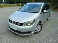 Volkswagen Touran 1.4 TSi SE DSG - Automatic Auto Petrol 7 Seats not 8 Seater VW