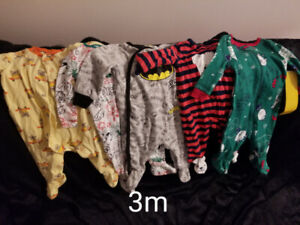 Baby boy clothing. 0-3m