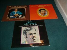 "SLIM WHITMAN-3 X 12.INCH VINYL LP'S,ONE IS HIS ""CHRISTMAS ALBUM""-LP-(EX/EX+)"