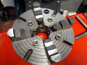 """Lathe Chuck 4 Jaw Independent 12"""""""
