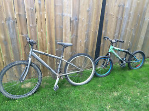 Two project bikes for parts or to rebuild - $10.00 takes both