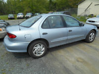 1995 Chevrolet Cavalier tax included Sedan