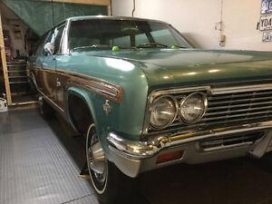 All Original1966 Caprice Wagon True Survivor