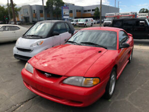 1994 Ford Mustang GT 49000km original mileage MINT