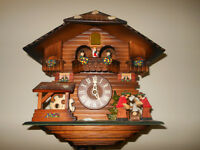 Black Forest Cuckoo Clock - Made in Germany by Hubert Herr