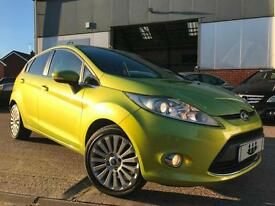 2009/09 Ford Fiesta 1.6 Titanium Hatchback 5dr Petrol Manual HUGE SPEC
