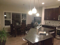 Quiet immaculate Okotoks home for rent.