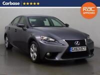 2013 LEXUS IS 300h SE 4dr CVT Auto