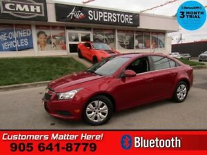 2014 Chevrolet Cruze 1LT  BLUETOOTH S/W-AUDIO CLIMATE REMOTE-STA