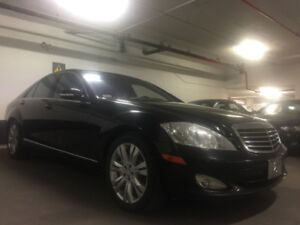 2009 Mercedes-Benz S-Class V.8.450. AWD Disigno AMG pakege Sedan