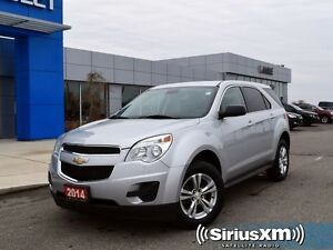 2014 Chevrolet Equinox LS   BRAND NEW TIRES! - ONE OWNER