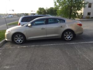 Buick Allure CXS 2010