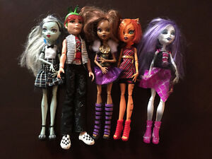 Monster High GHOULS ALIVE West Island Greater Montréal image 1