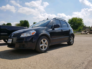 2008 Suzuki SX4 AWD Manual