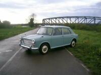 1964 Morris 1100 Saloon Petrol Manual