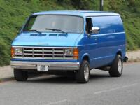 1992 Dodge Ram Custom B2500 Panel Van