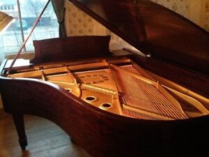 Steinway Grand Piano 6'2 Model A West Island Greater Montréal image 2