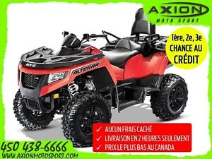 2017 Arctic Cat ALTERRA TRV 1000 XT 51,83$/SEMAINE