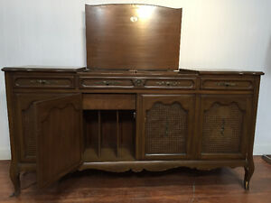 Table Tournante/Turntable Antique Vintage ANDREW MALCOLM